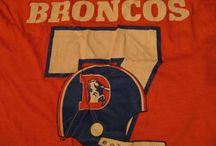 Loves me some Broncos / by Sheri Carpenter