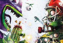 Plants vs Zombies Garden Warface