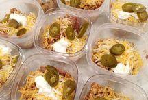 Lunch Ideas / by Angela Bonewell