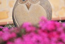 Handmade výrobky z kameňa. / Ručne vyrábané sošky zvierat z prírodné ho kameňa. Každý kus má originálny tvar.