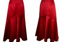 Duże rozmiry- spódniczki do sprzedania / Oferta eleganckich i oryginalnych spódniczek w dużych rozmiarach do sprzedania