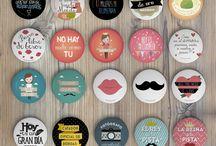 Chapas / Pinback button