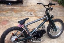 biscicleta con motor