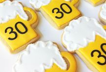 30th cakes