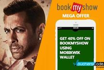Movie Ticket / Get the exclusive movie ticket offer and discount coupon code.