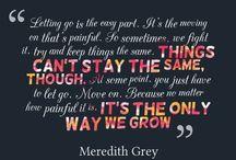 Grey's Anatomy / by Mady Weaver