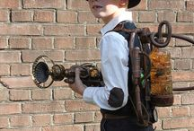 Steampunk Kids