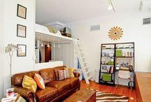 Small Room Ideas / Small Room Ideas