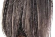 Grey hair colors