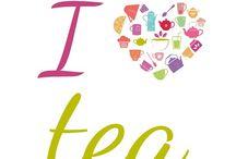 J'aime le thé ! / Pas une journée sans boire de thé !