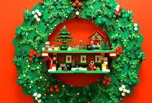 Christmas LEGO
