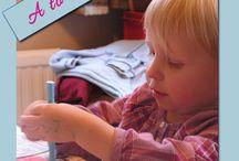 Crafts with kids / by Adrianna Z