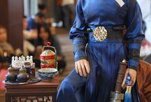 Hanbok babák