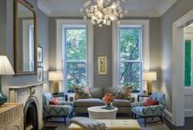 living room ideas / by Elaine Strathern