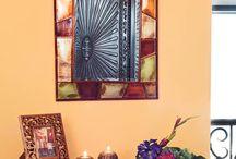 Decoración Estilo Étnico / Riqueza del Mundo. Intensidad en texturas y colores para expresar el mundo en tu hogar.
