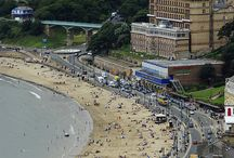 North Yorkshire Coast / Resorts of Redcar, Scarborough,Whitby and Filey