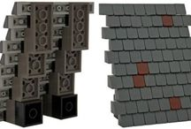LEGO build technic 建築表現