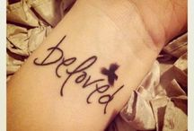 tattoos / by Joann Wright