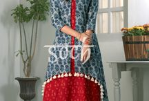 Nadia Kurti Suit / Charming Kurti Suits for any occasion #soch