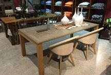 Tables / Verschiedene Tische
