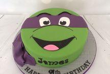 ninja turtle birthday