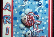 Vissen plaatjes kaarten