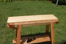 Wood work / Bench