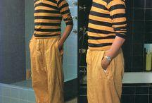 David Hockney, the character