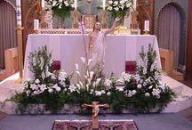Wielkanoc - kościół