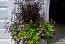 Outdoor decor / by Karen Kincaid Ramsey