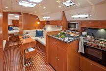 My sailing boats / Progettoceano charter sailing boats (BAVARIA)