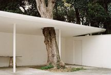 tree house / For the love of incorporating trees into structures big or small. / by Linda Demers