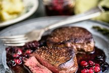 Recipes for venison & wild game