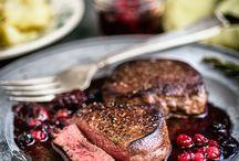 Recipes for venison & wild game