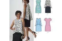 Sewing patterns wish list