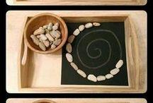 Montessori,didakticke hracky
