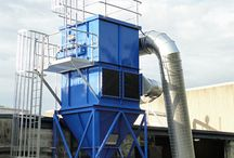 Dust & Fume Control Systems
