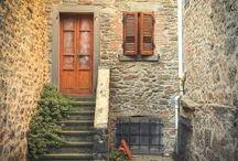 Włoskie XIX w. domy
