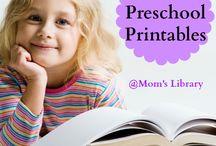 Preschoolers @ Your Library