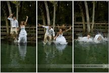 Photography: Trash the Dress/Day After Photo Ideas / by Krystle Caricaburu