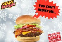 The Talking Burger / The burger talk!
