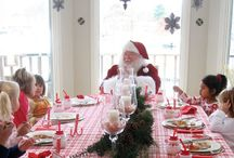 Christmas Birthday Party Ideas / by Michelle Wise @ That Party Chick
