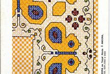 tecido xadrez