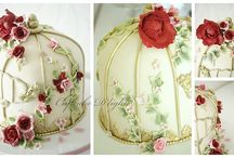 Cakes / by Lady Quilter