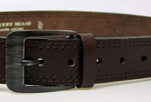 Leather belts / Offer of best quality leather belts.