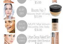 Make up foundations