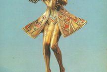 Gerda Iro Gerdago sculpture