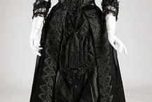 Mourning Dresses
