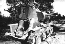 Light tank BT-42 (finnish modernization) / Czołg lekki BT-42 (fińska modernizacja)