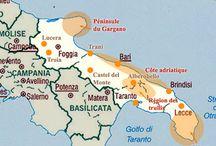 Italie .les Pouilles